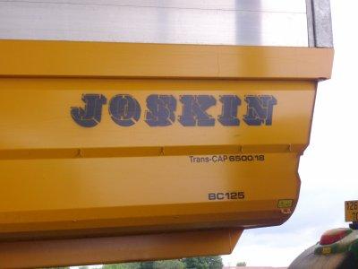 John Deere et Joskin