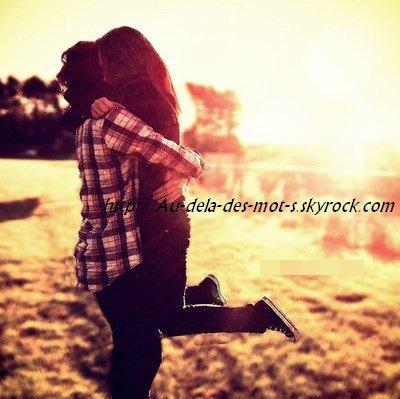 La distance ne signifie rien quand la personne signifie tout.