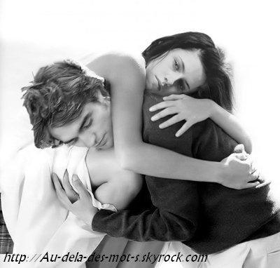 C'est dur les sentiments, le manque de quelqu'un, tenir à lui plus qu'il ne tient à toi.