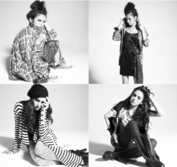 photoshoot : nylon magazine september