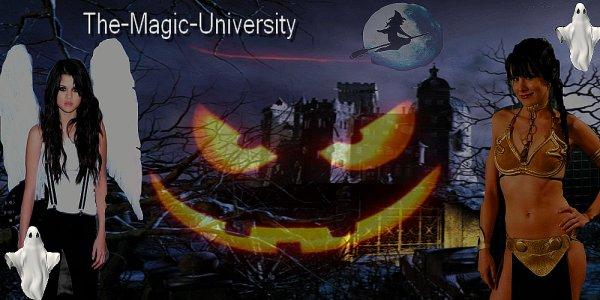 Forum The-Magic-University