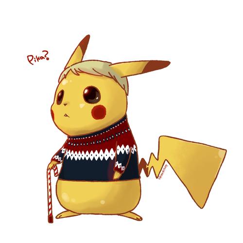 Mon délire avec les Pokémons xD