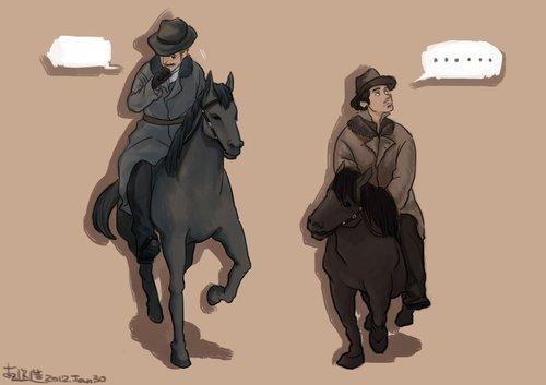 Sherlock Holmes Moriarty