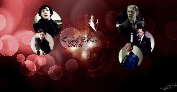Fond pour SherlockHolmesOnline