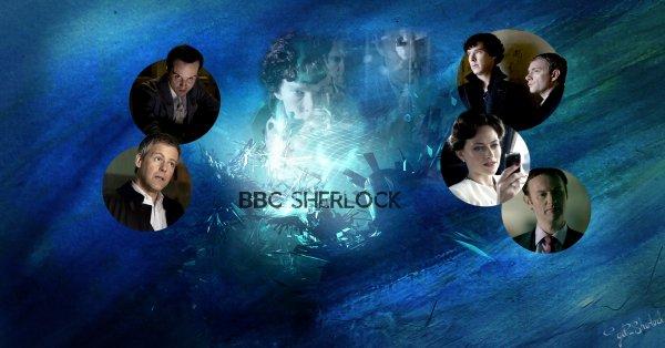 Fond pour BBC-Sherlock
