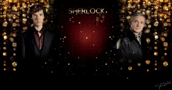 #SherlockLives Christmas 2013-2014