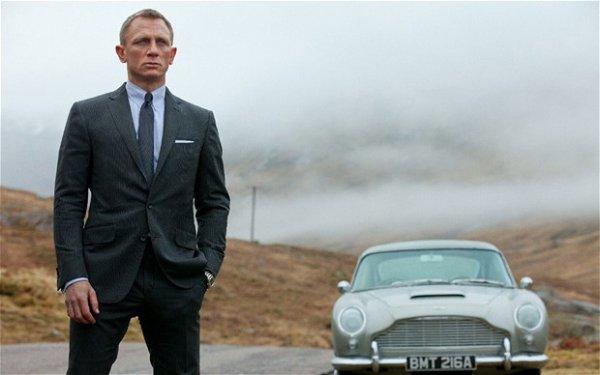 Benedict dans le prochain James Bond !