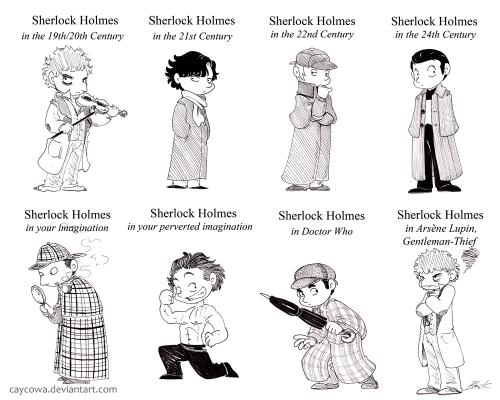 Les héritiers de Sherlock Holmes 4/4