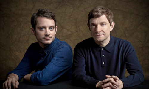 Deux hobbits pour le magazine Empire - photos