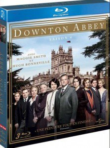 Downton Abbey saison 4 en DVD