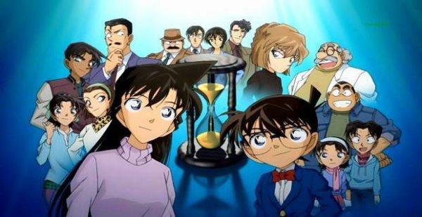 Gosho Aoyama : Détective Conan 2/2