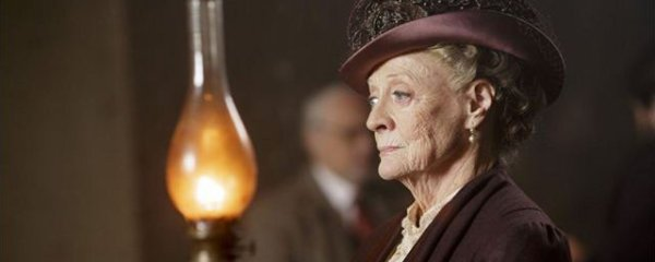 Maggie Smith quittera sans doute Downton Abbey