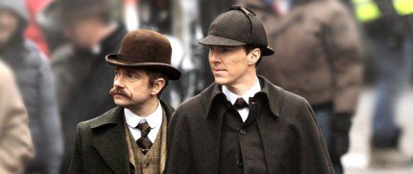 """Sherlock au XIXe... juste pour le """"kiffe"""""""