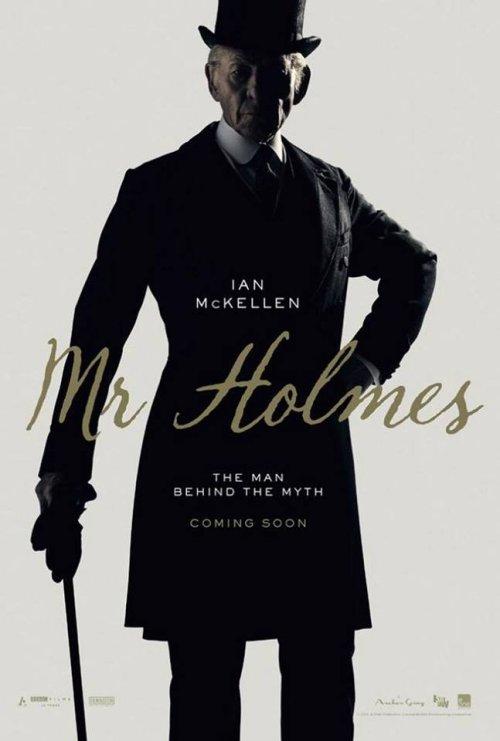 Mr Holmes : sortie française !