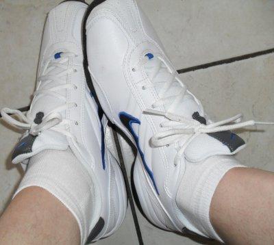 Mes new Nike que j'ai achetées pendant mes vacances en Pologne