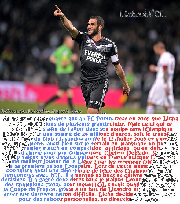 #08. Lisandro à l'Olympique Lyonnais