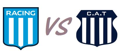 #04. Dernier match : Racing Club (1) / Tallares Cordoba (1) - 27 Août 2016 -