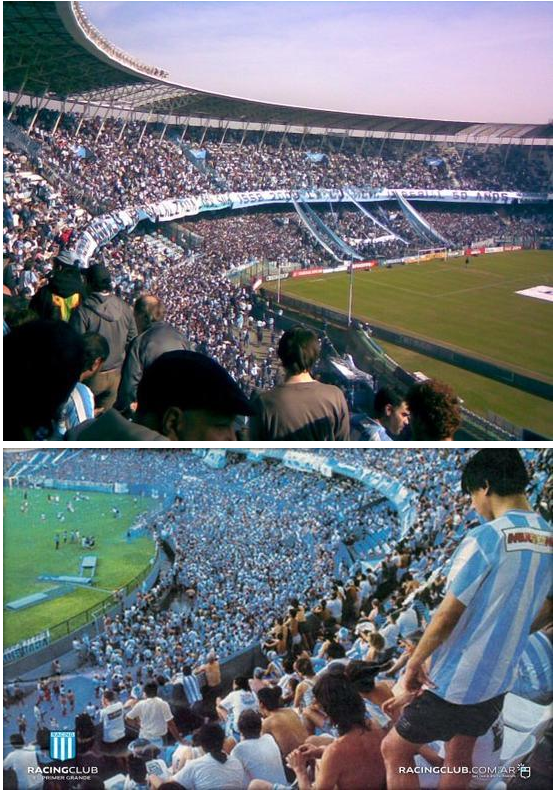 #18. Zoom sur le Racing Club