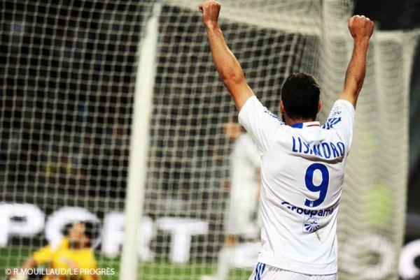 #02. Lisandro élu meilleur joueur Lyonnais du mois d'Avril ! :D