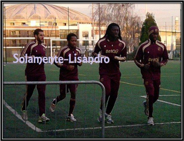 #31. Lisandro à l'entrainement :)