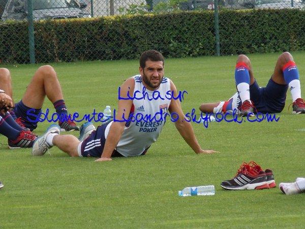 #33. Lisandro à l'entrainement  :)