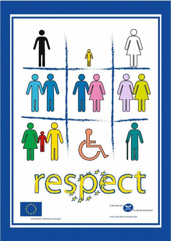 Stop à la discrimination!!!!!!!!!