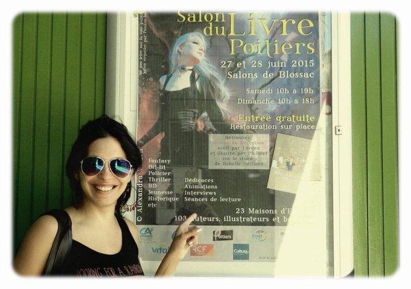 Salon du Livre de Poitiers 2015