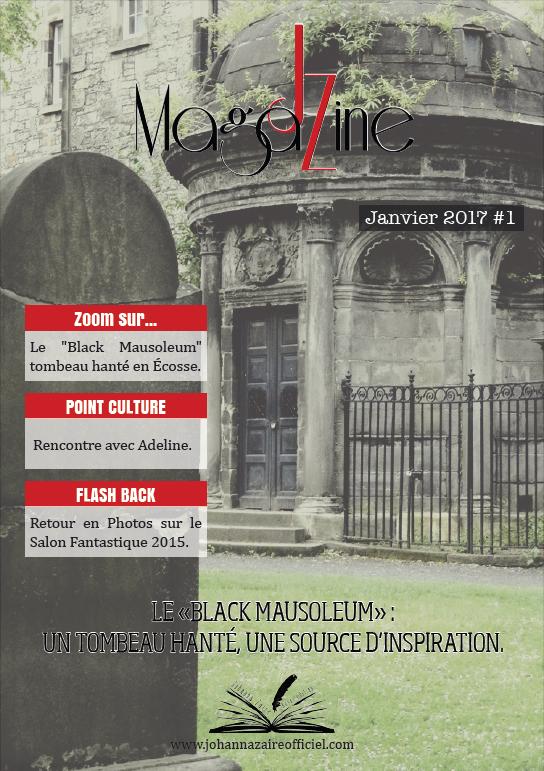 Le Mag' Janvier 2017 #1