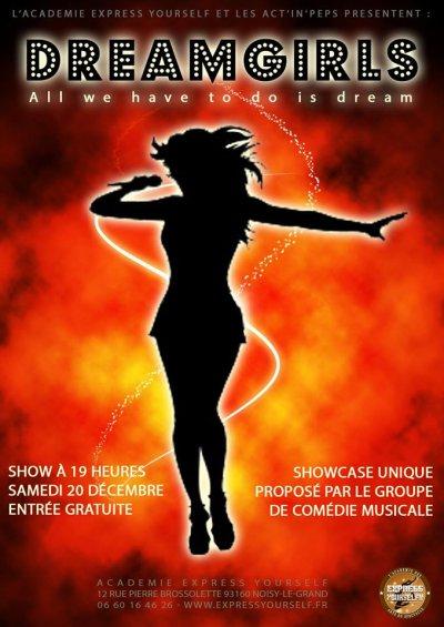 "Showcase ""Dreamgirls"""