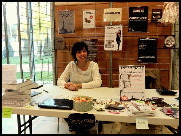 Salon du Livre de Gagny 2015
