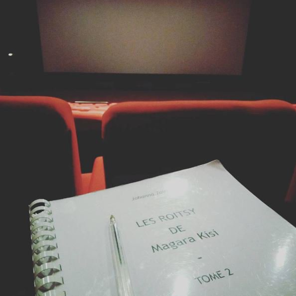 Petit break cinéma et écriture