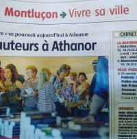 Salon du Livre de Montluçon 2016