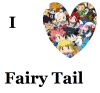 I love Fairy Tail