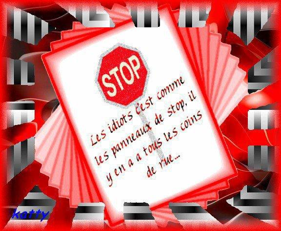 STOP !!! les fouteurs de merde dehors !!!!