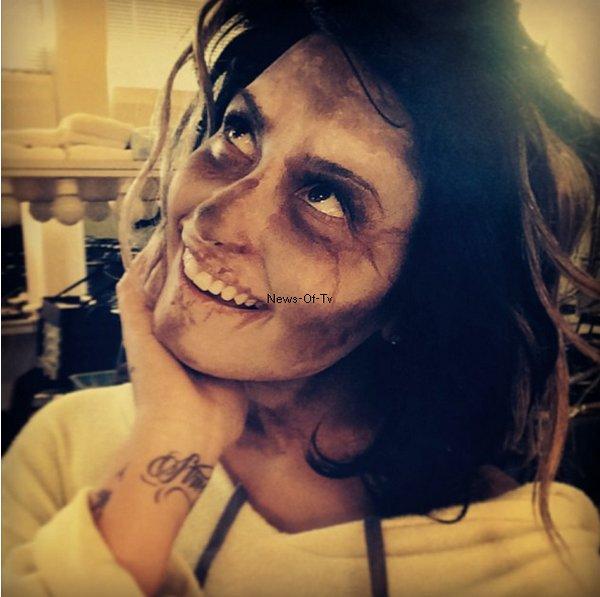 04.09.2014. Bientôt Halloween pour Demi Lovato