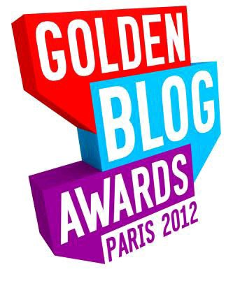 "☆˜""*°•~ ๑ Ѽ ๑..Golden Blog Awars Paris 2012.๑ Ѽ ๑ •°*""˜.•°☆"