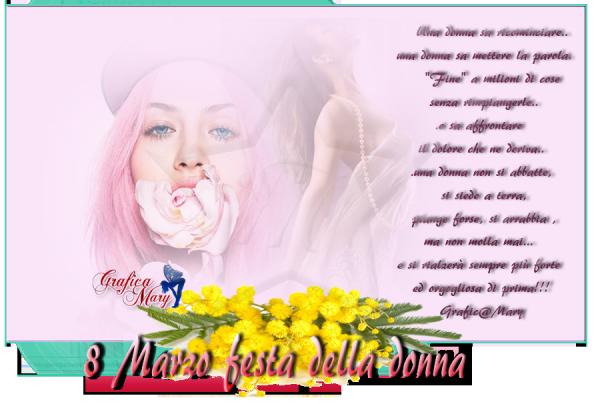 ♥★♥★ 8 marzo -donna!! ♥★♥★