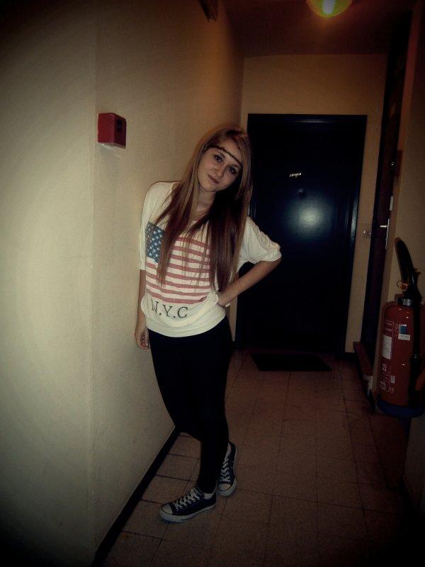 Je ne suis pas le genre de fille dont on tombe fou amoureux ..