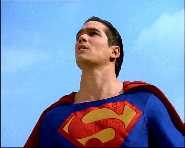 Dean Cain en SUPERMAN
