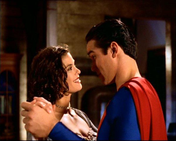 Loïs et Superman