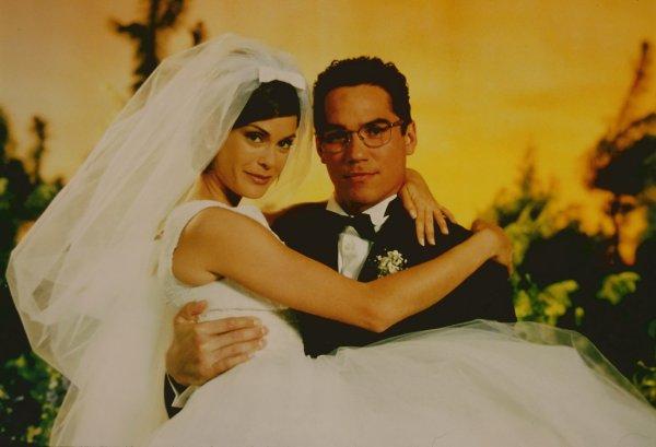 Mariage entre Loïs et Clark