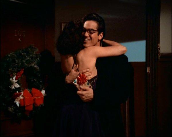 J'adore cette photo Loïs et Clark