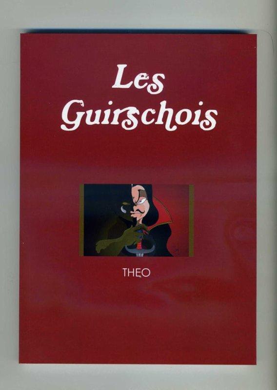 """""""Les Guirschois, la saison du sanglier"""" (Enfin disponible !)"""