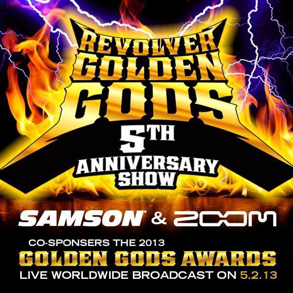 Watch 2013 Revolver Golden Gods Awards Live Streaming Online TV Broadcast