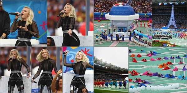 10 Juin 2016 Cérémonie d'ouverture de l'Euro 2016