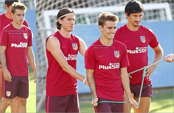 21 Août 2016 Atletico - Deportivo Alaves