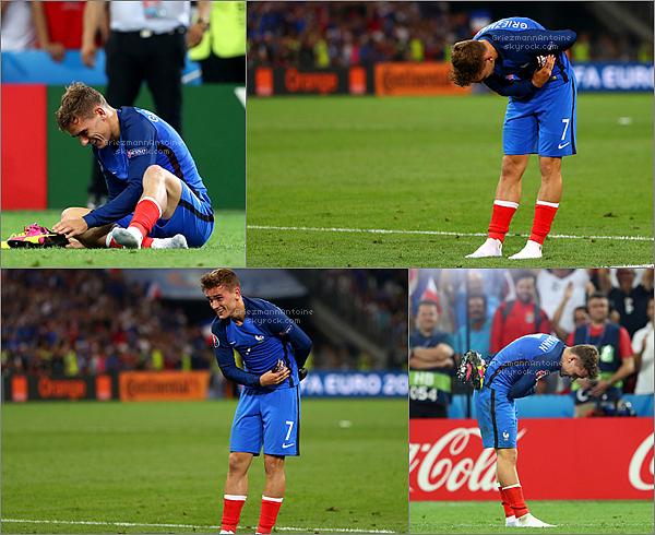 07 Juillet 2016 France - Allemagne