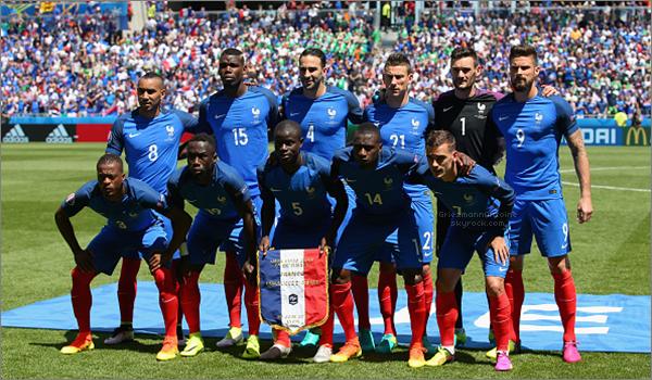 26 Juin 2016 France - Irlande
