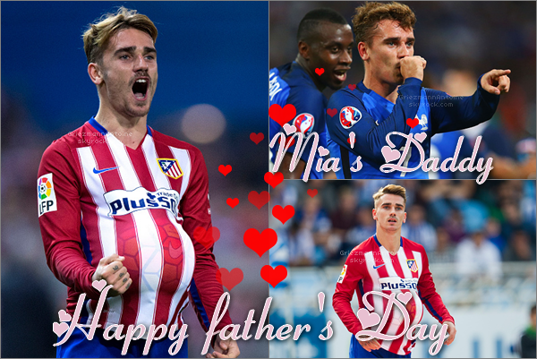 19 Juin 2016 Happy father's day