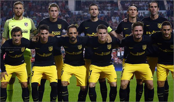 14 Septembre 2016 PSV Eindhoven - Atlético